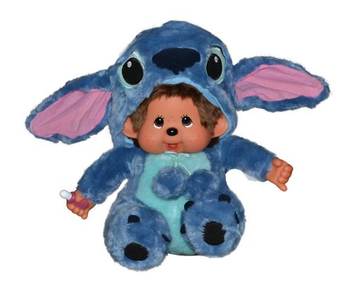 "CUTE GIANT SOFT PLUSH DOLL LILO & STITCH 19"". - 1"
