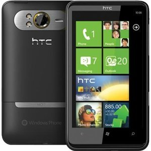 HTC T9292 Hd7 Windows 7 16gb GSM Quadband Phone (Unlocked)