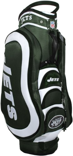 NFL New York Jets Cart Golf Bag at Amazon.com