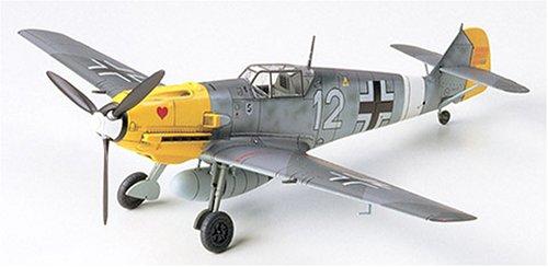 1/72 Bf109 E4/7 Tropical