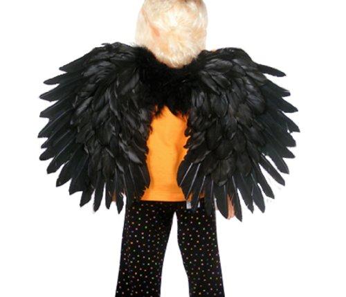 Demon wings costume
