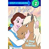 Disney Princess: A Pony for a Princess (Step into Reading, Step 2) (0736420452) by Andrea Posner-Sanchez