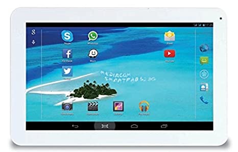 MEDIACOM SMARTPAD10 3G 1/8GB 4CORE