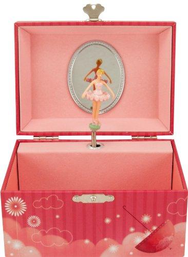 Ulysse - 9508 - Vanity Case - Coffret Musical Ombrelle