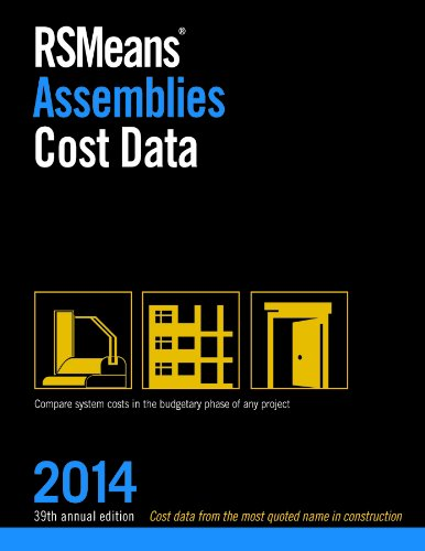 RSMeans Assemblies Cost Data 2014 - RS Means - RS-Assemblies - ISBN: 1940238005 - ISBN-13: 9781940238005