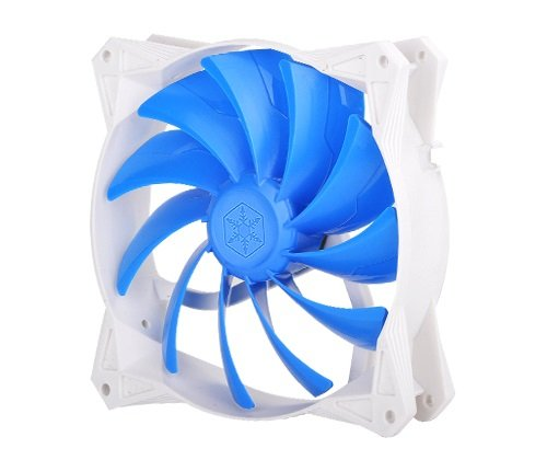 Silverstone Tek 120mm Ultra-Quiet PWM Fan with Anti-Vibration Rubber Pads Cooling FQ122 (Nff12 Fans compare prices)