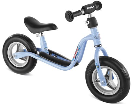 Puky 4056 LRM Learner Balance Bike (Ocean blue)
