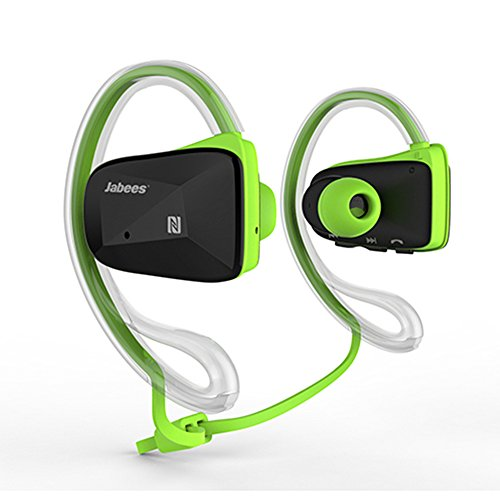 Jabees BSport Bluetooth Sweatproof Headset