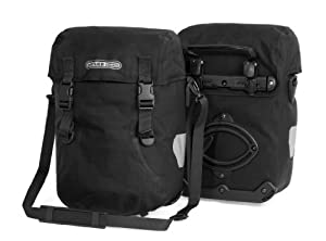 Ortlieb Sport Packer Plus Bag - Pair Black, One Size