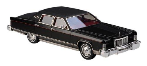 Great Lightning Models 1/43 リンカーン コンチネンタル 1976 ブラック