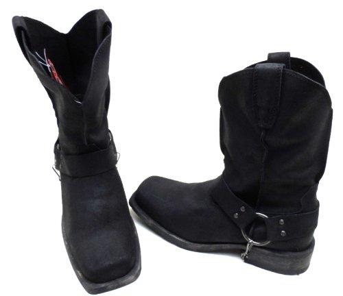 a163d201f5266 Dingo DI5320 Men s 10-in Axyl Boot Natural Black Virginia 9 D US ...