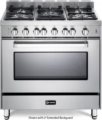 Verona-36-All-Gas-Single-Oven-Range-VEFSGG365NSS-Stainless-Steel