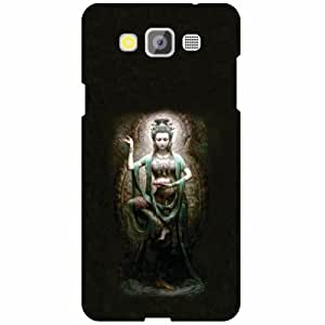 Samsung Galaxy Grand Max SM-G7200 Back Cover - Spirituality Designer Cases
