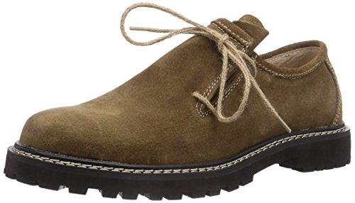 fuchs-trachtenmoden-haferlschuh-chaussures-oxford-hommes-beige-beige-walnuss-42-eu