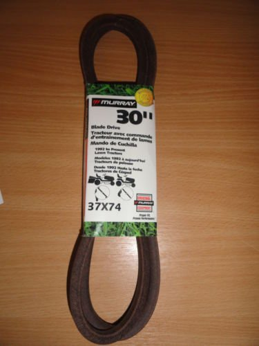 GENUINE BRIGGS & STRATTON-MURRAY HAYTER RIDE ON TRACTOR CUTTER BELT 37 X 88 DECK DRIVE BELT