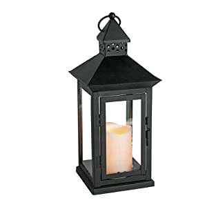 Everlasting Glow Indoor Outdoor 6 X 14 Lantern And LE