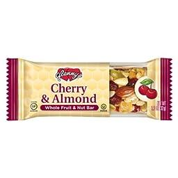 Cherry & Almond Bar 1.1 oz(pack of 12)