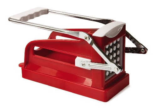 Red Potato Chipper with two blades