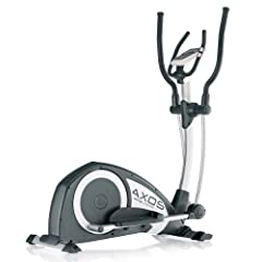 Kettler Axos Cross P Programmable Elliptical Trainer by KETTLER