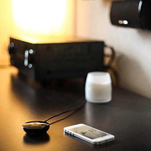 csl bluetooth receiver mit nfc funktion schnurloser musikadapter bluetooth empf nger f r. Black Bedroom Furniture Sets. Home Design Ideas