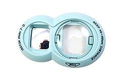 Fujifilm Instax Mini 8 Close-Up Lens (Self-Portrait Mirror) for Fujifilm Instax Mini 8 Instant Film Camera (Blue)