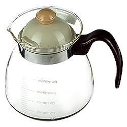 Devnow Bar Girasol Glass Teapot 850ml