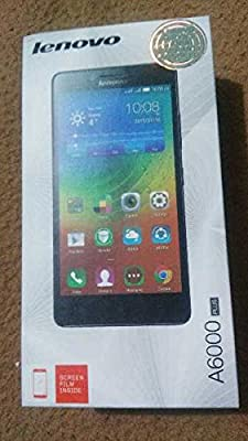 Lenovo A6000 Plus (16GB, Black)