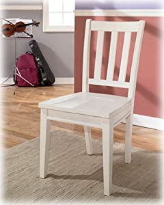 Amazon White Bedroom Desk Chair by Ashley Furniture
