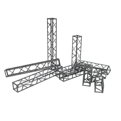 MODELING SUPPLYシリーズ プラ・アクセサリー01:トラス (角)