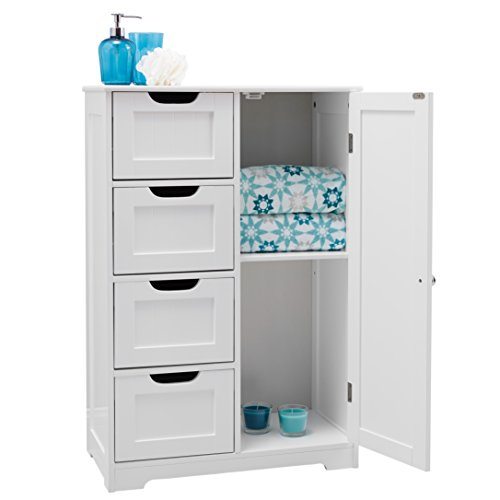 82x55x30cm-white-wooden-bathroom-cabinet-by-with-four-drawers-cupboard-suitable-for-bedroom-hallway-