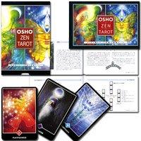 T0215 【あなたを導く禅の思想】Osho Zen Tarot 和尚禅タロット 日本語版 -