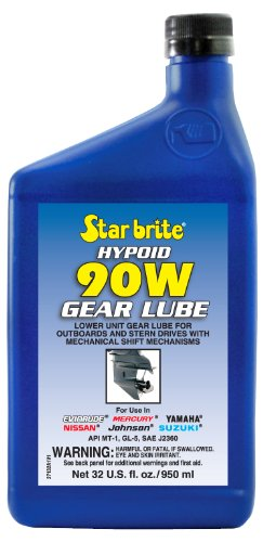 Star brite Hypoid 90w Lower Unit Gear Lube - 32 oz (Yamaha Gear Lube compare prices)