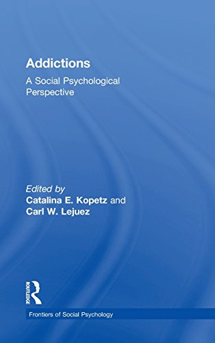 Addictions: A Social Psychological Perspective (Frontiers of Social Psychology)