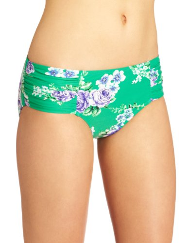 Seafolly Womens Rose Ruched Retro