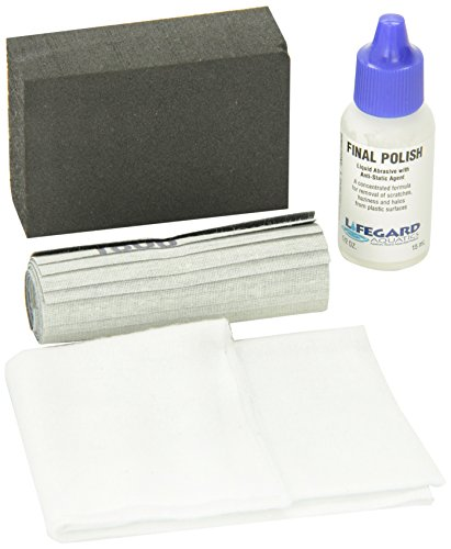 Lifegard Aquatics Scratch Removal Kit (Acrylic Scratch Removal compare prices)