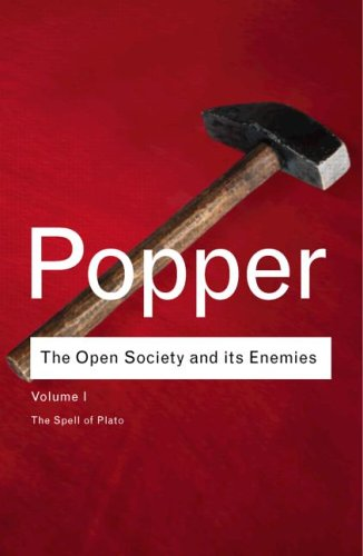 The Open Society and Its Enemies : the spell of Plato (Routledge Classics)
