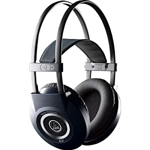 AKG K99 Perception Lightweight Headphones - Semi-Open