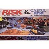 Risk Board Game/castle Risk Board Game 2 Board Games in 1