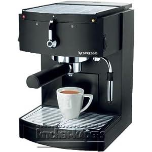 Nespresso D150 Espresso & Cappuccino Maker