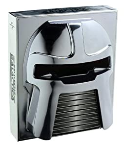 Battlestar Galactica: The Complete Epic Series (Limited Edition Cylon Head Packaging) [Import]
