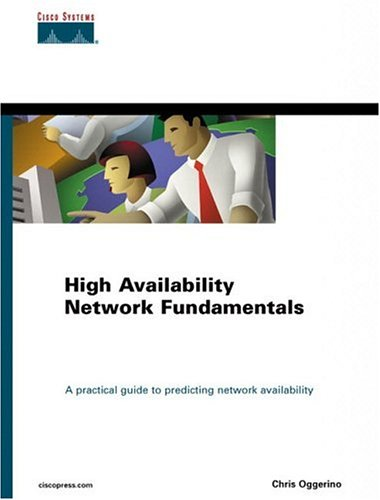 High Availability Network Fundamentals