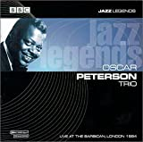 Oscar Peterson Live at the Barbican