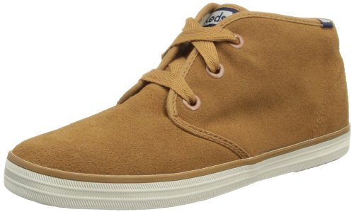 Keds Women's Champion Chukka Fur Boots Brown Marron - Braun (tan) 4.5 (37.5 EU)