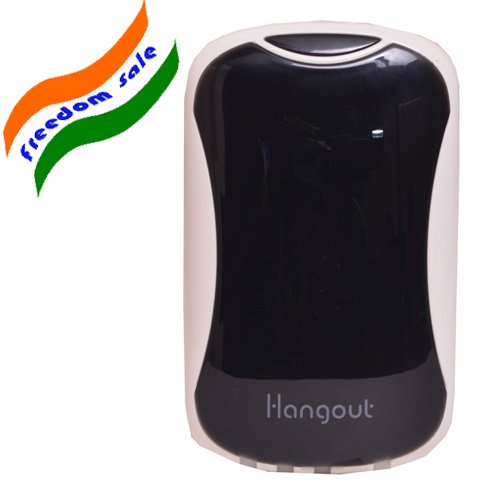 Hangout Latest HBP-108 10000mAh POWERBANK(Black)