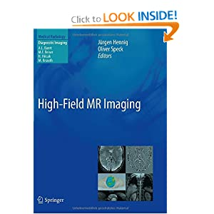 High-Field MR Imaging (Medical Radiology / Diagnostic Imaging)