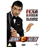 Johnny English [DVD] [2003]by Rowan Atkinson