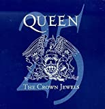 Disco de Queen - The Crown Jewels (Anverso)