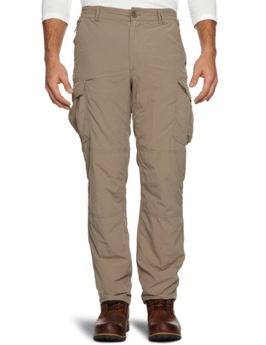 Craghoppers Nosilife Cargo Men's Trouser - Pebble, 36 Inch - Short Leg