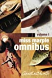 """Miss Marple Omnibus: Volume One (Miss Marple): """"Body in the Library"""", """"Moving Finger"""", """"Murder Is Announced"""", """"4.50 from Paddington"""" Vol 1"""