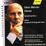 Hans Werner Henze: Symphony No. 7